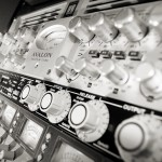 Rackmount Gear (Distressor, Avalon, Focusrite) BW